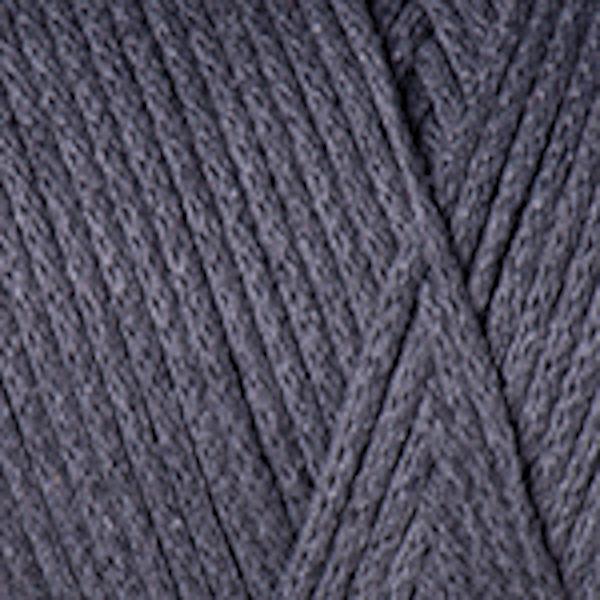Macrame Cotton YarnArt - серый 774