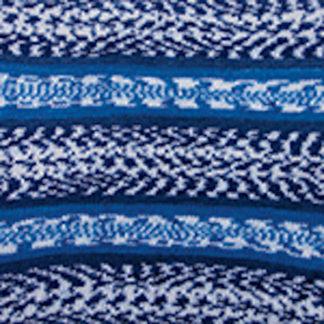 Nordic YarnArt - бел/синий/тм.синий 662