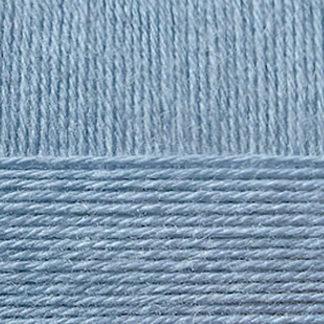 Мериносовая Пехорка - голубой 05