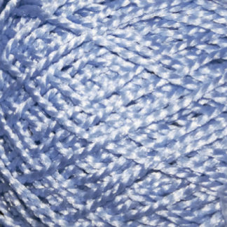 Веревочная Носочная добавка - голубой 29