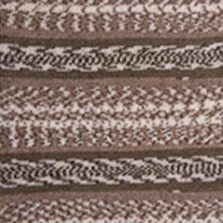 Nordic YarnArt - белый/коричневый 661