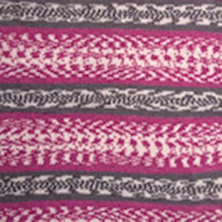 Nordic YarnArt - бел/роз/серый 655