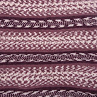 Nordic YarnArt - бел/брусника/бордо 665