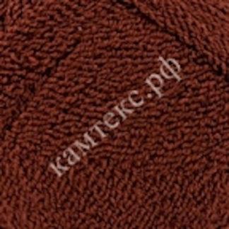 Хлопок Стрейч Камтекс - коричневый 121
