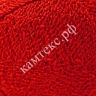 Хлопок Стрейч Камтекс - красный 046