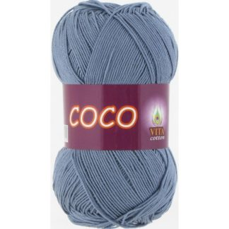 Coco VITA Cotton - потертая джинса 4331