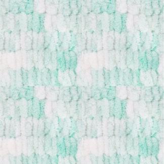 Puffy Color Alize - бледно бирюзовый меланж 6341