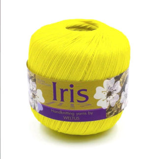 Iris Weltus - ярк.желтый 37