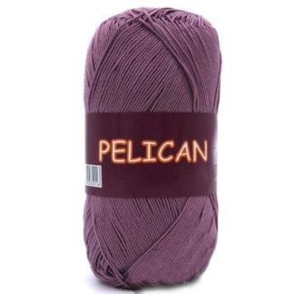 Pelican VITA Cotton - пыльная сирень 4008