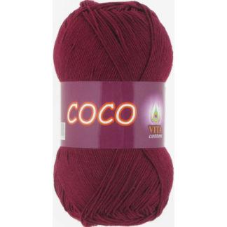Coco VITA Cotton - винный 4332