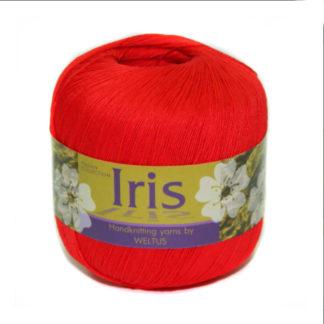 Iris Weltus - красный 18