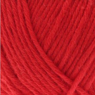 Bella 100 Alize - красный 56