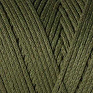 Macrame Cotton YarnArt - аспарагус 787