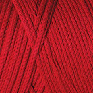 Macrame Cotton YarnArt - красный 773