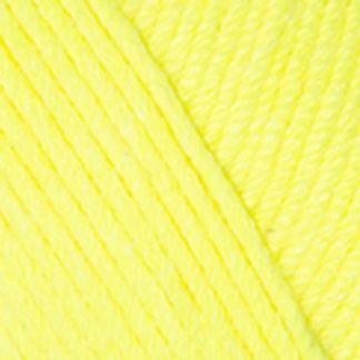 Baby Сotton YarnArt - лимон неон 430