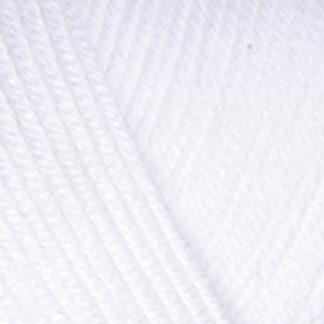 Baby Сotton YarnArt - белый 400