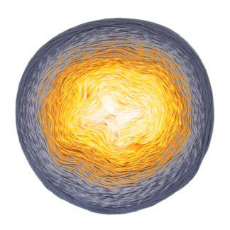 Rosegarden YarnArt - желтый/серый 326
