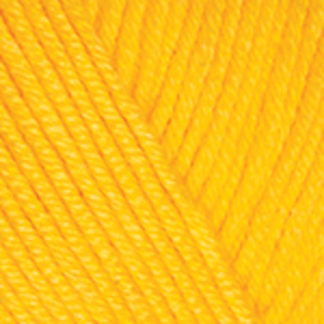 Baby Сotton YarnArt - желтый 432