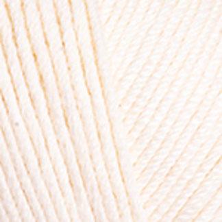 Baby Сotton YarnArt - молочный 402