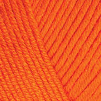 Baby Сotton YarnArt - оранжевый 421