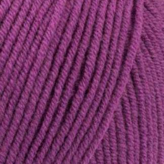 Cotton Gold Alize - т.фиолетовый 122