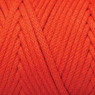 Macrame Cord 3мм YarnArt - оранжевый 800