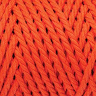 Macrame Rope 3мм YarnArt - оранжевый 800