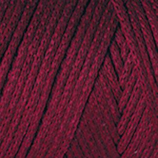Macrame Cotton YarnArt - бордо 781