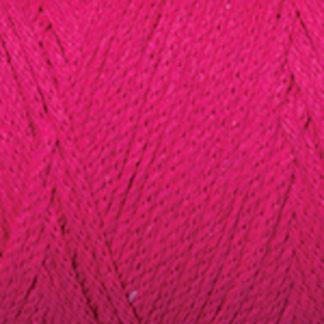 Macrame Cotton YarnArt - ярк.розовый 803