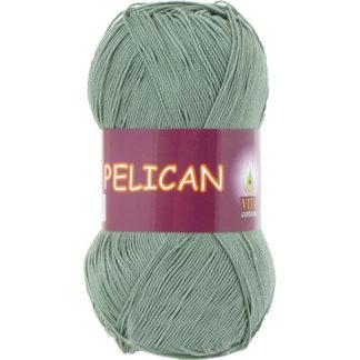 Pelican VITA Cotton - оливковый 4010