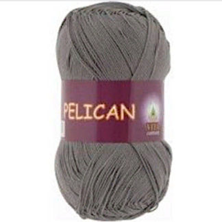 Pelican VITA Cotton - серый 4011