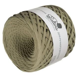 Трикотажная пряжа Saltera - Пыльная оливка 119
