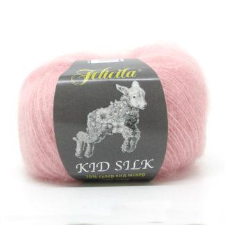 Kid Silk Felicita - луговой клевер 9122