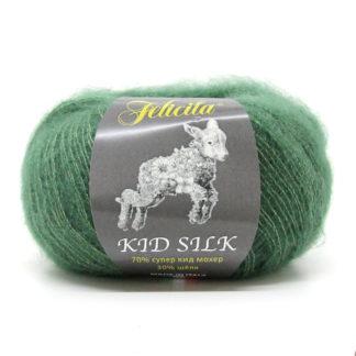 Kid Silk Felicita - зеленый мох 9030