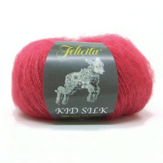 Kid Silk Felicita - рубин 9054