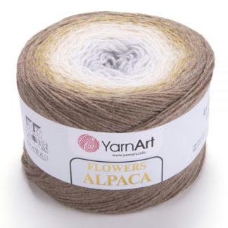 Flowers Alpaca YarnArt - 407