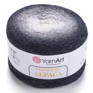 Flowers Alpaca YarnArt - 410