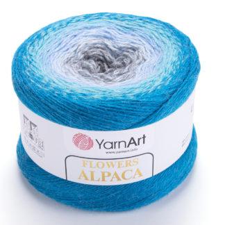 Flowers Alpaca YarnArt - 429