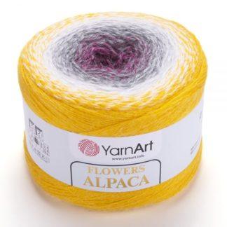 Flowers Alpaca YarnArt - 403
