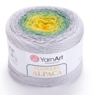 Flowers Alpaca YarnArt - 424