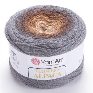 Flowers Alpaca YarnArt - 428