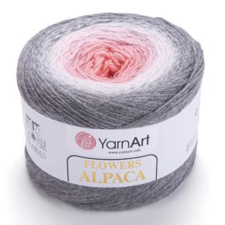 Flowers Alpaca YarnArt - 406