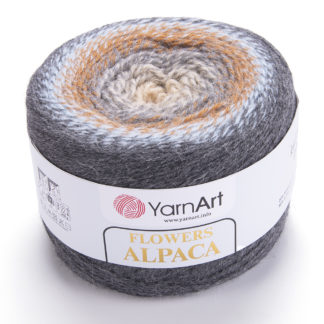 Flowers Alpaca YarnArt - 440